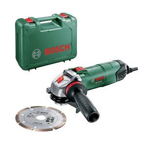 smerigliatrice Bosch pws 750 115