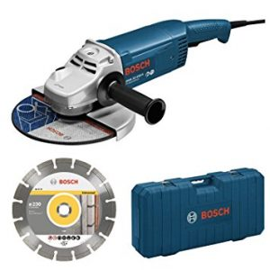 smerigliatrice angolare Bosch gws 22 230 jh Professional